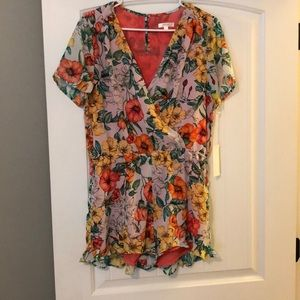 Other - Romper with tags